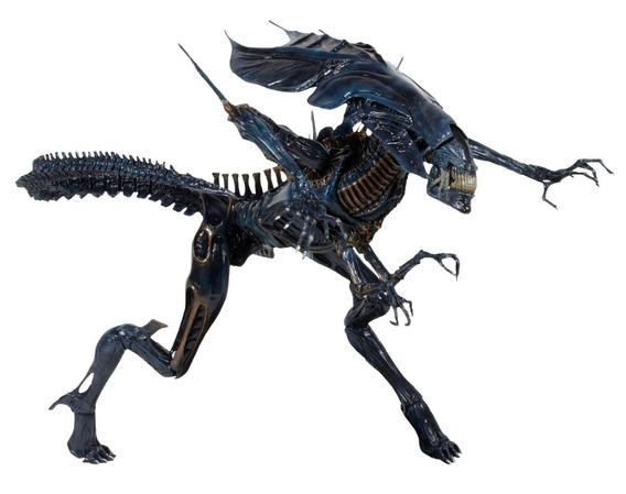 Neca Figura De Accion - Ultra Deluxe Alien Queen - Xuruguay