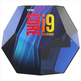 Procesador Intel Core I9 9900k 3.6 Ghz 1151 S/fan - Signetic