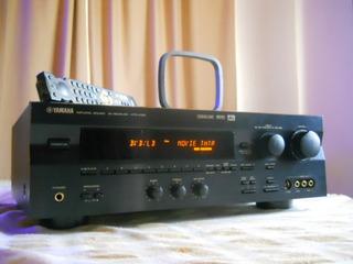 Sintoamplificador Yamaha Natural Sound Receiver 280 Watts