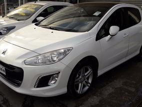 Peugeot 308 2.0 Feline Blanco 2013 Usado *