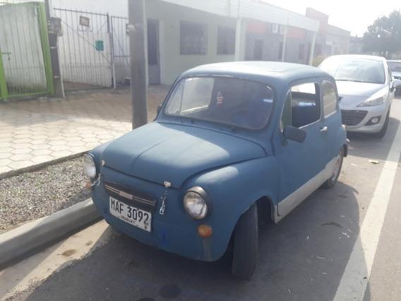 Fiat 500 1980