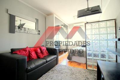 Alquiler Apartamento Monoambiente Amoblado - Malvin