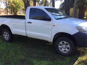 Toyota Hilux 2.5 Cd Dx Pack Tdi 120cv 4x4 2014