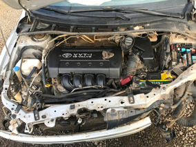 Sucata Toyota Corolla 2011 1.8 Flex Automatico Rs Peças
