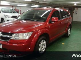 Dodge Journey Se 2011 Rojo Excelente Estado No Permuto