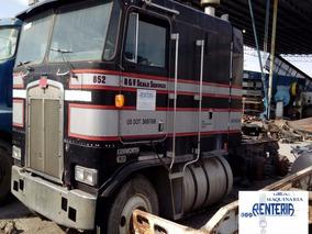 Vendido!! Tractocamion Kenworth 1985 K100e Motor Dañado