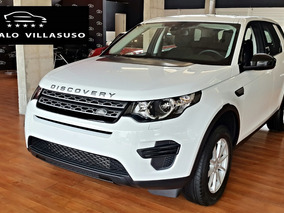 Land Rover Discovery Sport S 7 Pasajeros Descuenta Iva