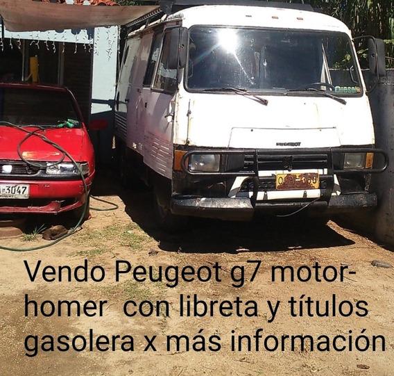 Peugeot Peugeot J7 Año 78 J7
