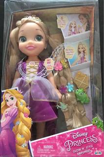 Muñeca Rapunzel Disney Princesas