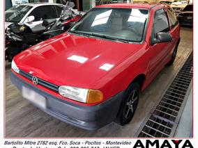 Amaya Garage Volkswagen Gol Mi 1.0 Año 1997 Oportunidad !!!