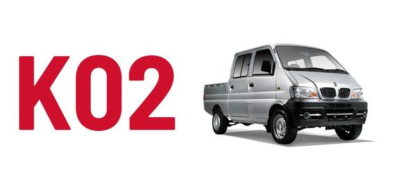 Dfm K02 1.0 Preventa!!!!!!!! Amaya Motors U$8490