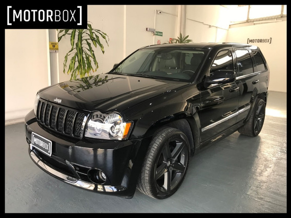 Jeep Grand Cherokee Srt8 Unica! Divina! Motorbox