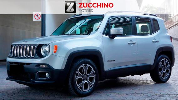 Jeep Renegade Longitude At 1.8 | Zucchino Centenario