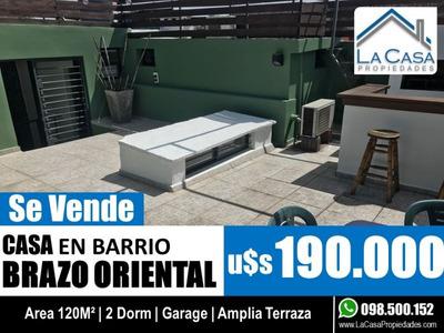 2 Dorm 2 Baños Terraza Con Parrillero Y Garage