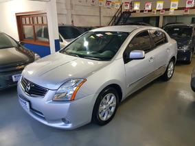 Nissan Sentra 2.0 S Flex Aut. 4p