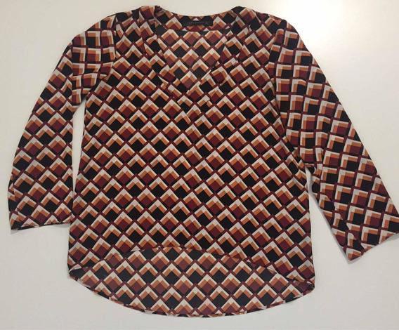 Camisa Zara Tl