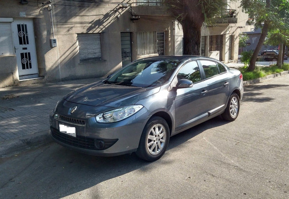 Renault Fluence Gris Unico Dueño Impecable