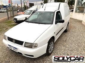 Volkswagen Caddy Con D/h - Diesel - Oportunidad!!!