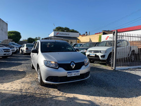 Renault Sandero Authentique 2017 Pto/financio 48 Cuotas !