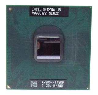 Procesador Notebook Intel Dual Core Pentium T4500 2.3 Ghz 1m