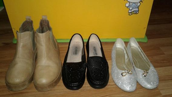 Zapatos Para Niña Talle 35 Y 36