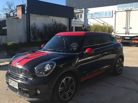 Mini Cooper Paceman Jcw S All4 218hp Unico En Este Color.