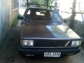 Volkswagen Gol 1.6 Diesel 1988 90000 Pesos Al Dia Total