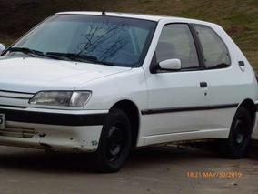 Peugeot 306 Año 1994 3 Dueños.