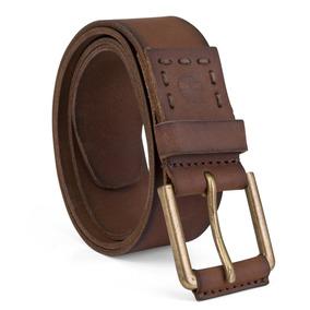 Timberland - Cinturón De Cuero De 40 Mm Extraíble, Marrón