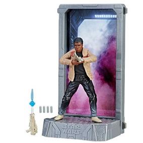 Figura Black Serie Star Wars Finn Hasbro - Hb