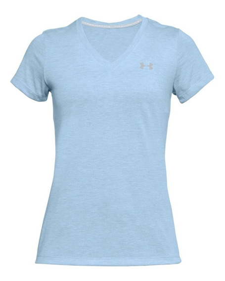 Remera Dama Under Armour 1308830-939 - Global Sports