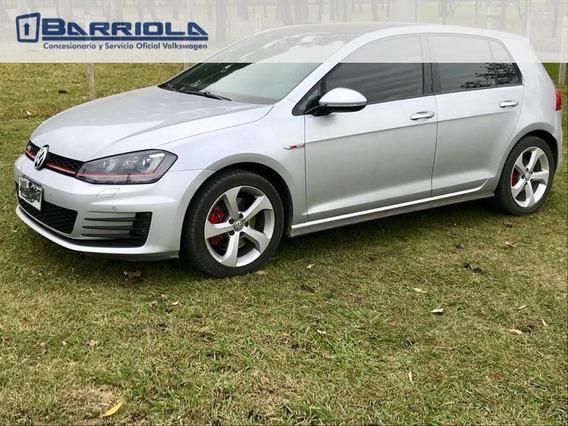 Volkswagen Golf Gti 2015 Excelente Estado - Barriola