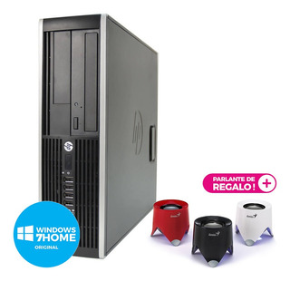 Torre Pc Gamer Hp I5-2400 8gb/500gb Win7+parlantes De Regalo