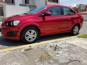 Chevrolet Sonic 1.6 Lt Factura Original Impecable 2016