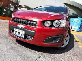 Chevrolet Sonic 2013 Ls Mt A/a Remato