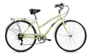 Bicicleta Olmo Freetime 285+ Inflador De Regalo Green Sport!