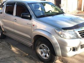 Toyota Hilux Sr 2.5 Ficha Oficial
