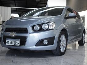 Chevrolet Sonic 1.6 Lt Hb 2012 Nafta Aire Acondicionado