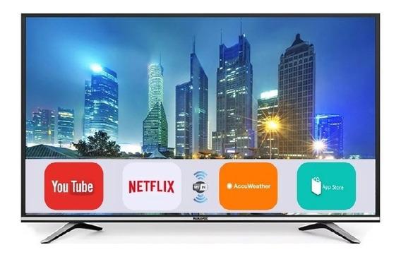 Tv 39 Smart Led Panavox Quad Core Full Hd Usb Hdmi Wifi