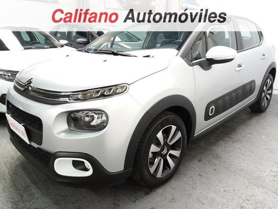 Citroën C3 New C3, 82hp Feel. Financiación Tasa 0%. 2019 0km