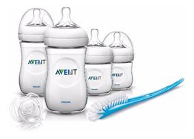 Set Natural Para Recien Nacidos Avent Scd290/01
