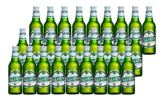 Cerveza Zillertal 330 Cc Pack X24