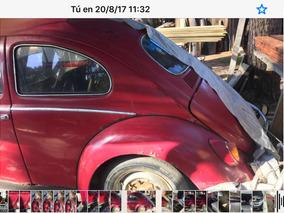 Volkswagen Fusca Año 63 .aleman