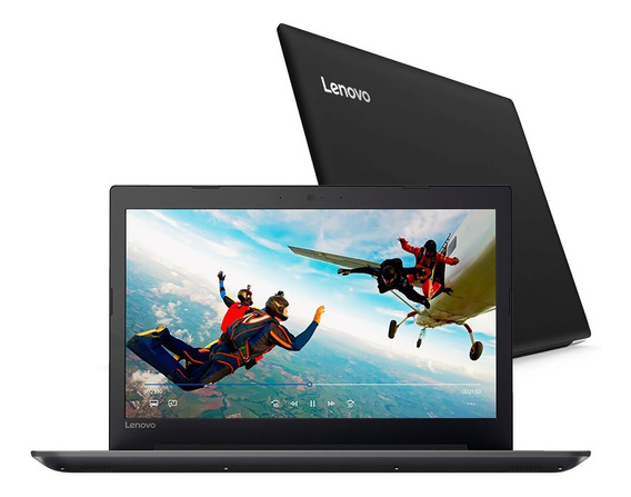 Notebook Lenovo Ideapad 320 15,6 Hd N3350 4gb 1tb Win10 Amv
