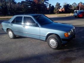 Mercedes Benz Clase D Año 1985 2