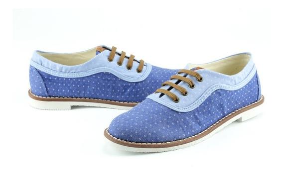 Zapatillas De Dama Oxford Dark- Nuevos Modelos Perky