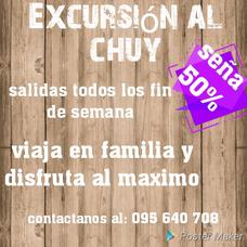 Excursiónes Al Chuy