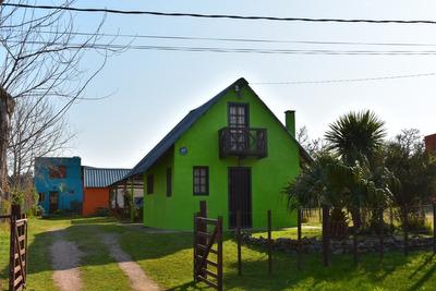 Casa Santa Ana,completa,excelente Entorno,a Metros Del Mar!!