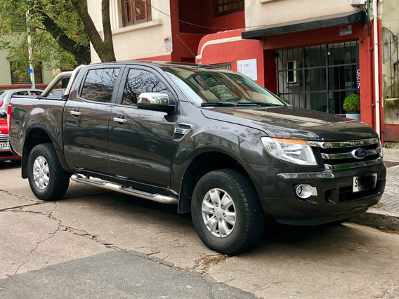 Ford Ranger Xlt 2013 Impecable!