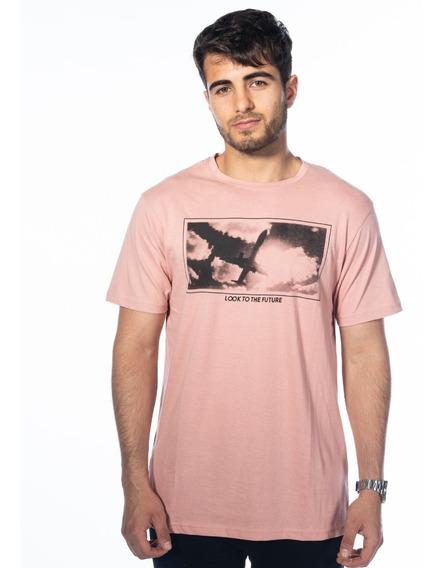 Remera Camiseta Hombre Estampada Algodon / Turk Future 001